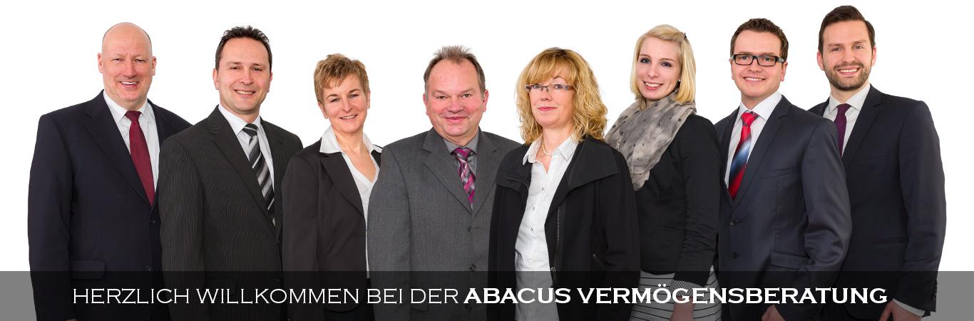 Foto: Team ABACUS Vermögensberatung
